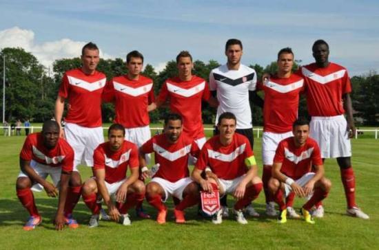Equipe NAT-FCR 2012-2013