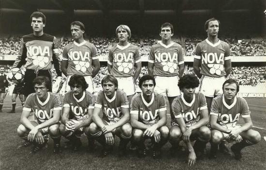 FCR  Photo du 10-08-1982