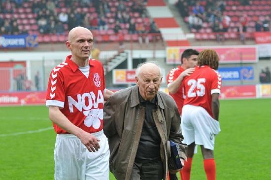 Stéphane Sergent et Max Schirchin