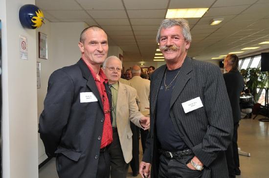 Armando Bianchi et Didier Nothaux