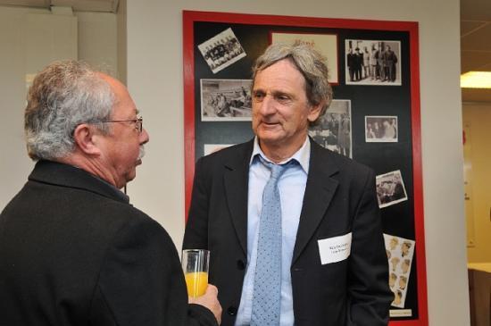 A. Dos Santos et JF Beltramini