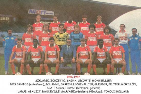 1986-1987 Montée en D 2