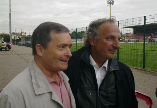 Daniel Druda et Réginal Dortomb....les années 1968