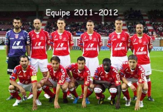 l'équipe 2011-2012
